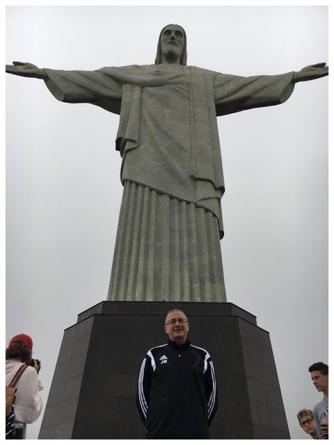 Recent International Tour to Brazil