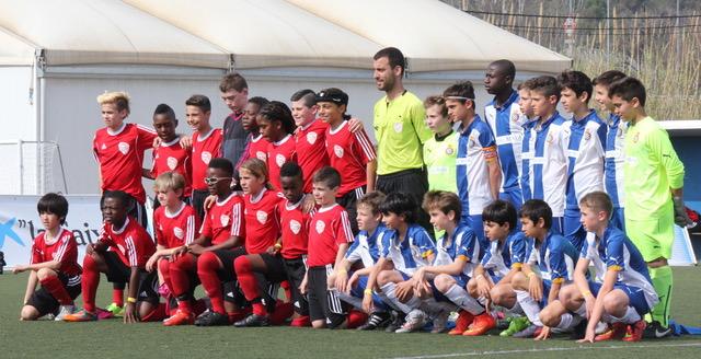 Ready to play against Espanyol