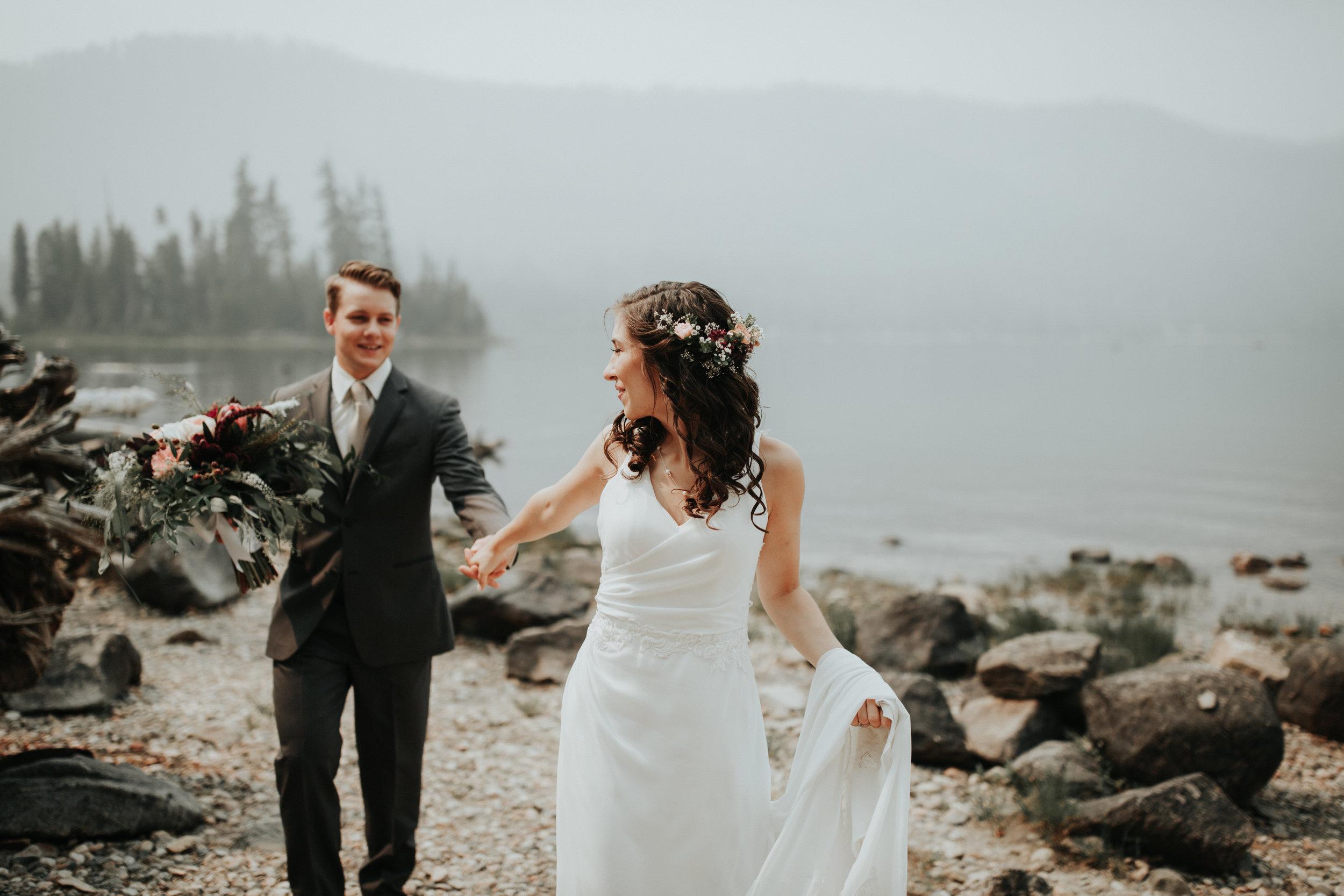 Weddings Bride and Groom Dream