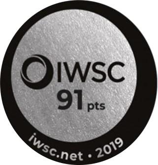 Spey Trutina 2019 IWSC 91 pts.jpg