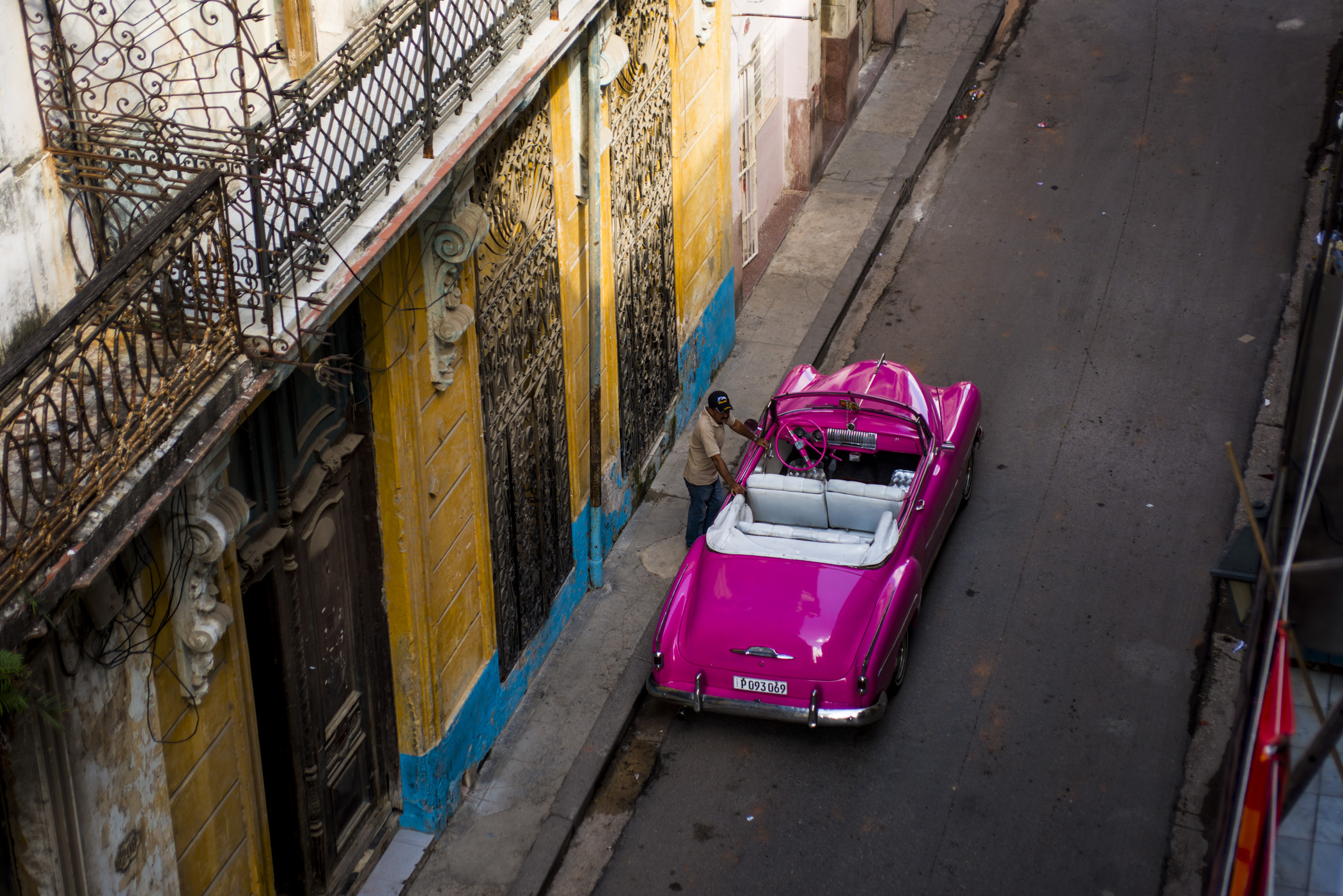 THRU CUBAN EYES CAN DESIGN A TOUR JUST FOR YOU - TAILORED TO YOUR OWN INTERESTS