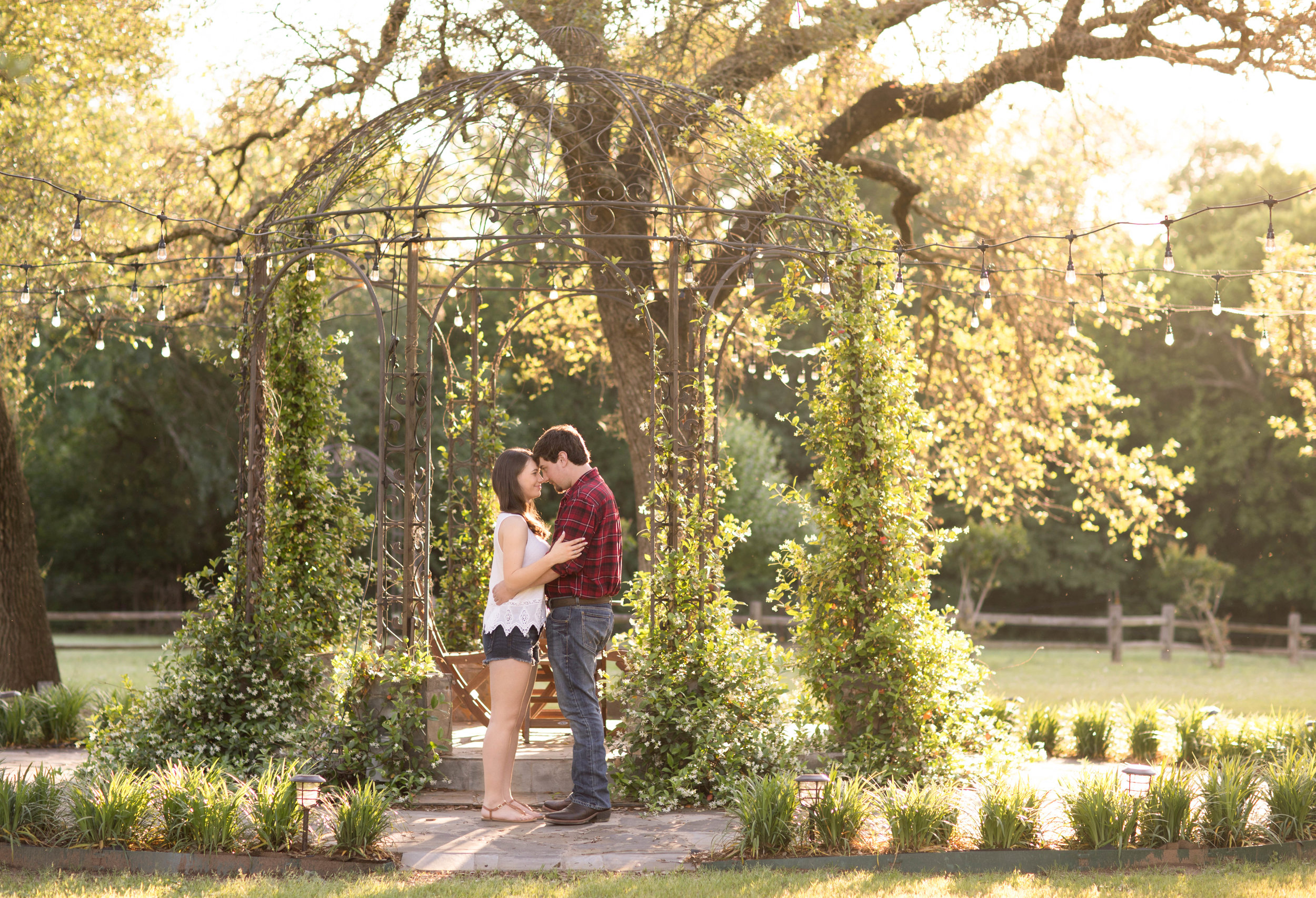 Photo taken in Waco, Texas, at the beautiful property of  The Cottage at Tell Story Walk   Blog Post coming this summer!