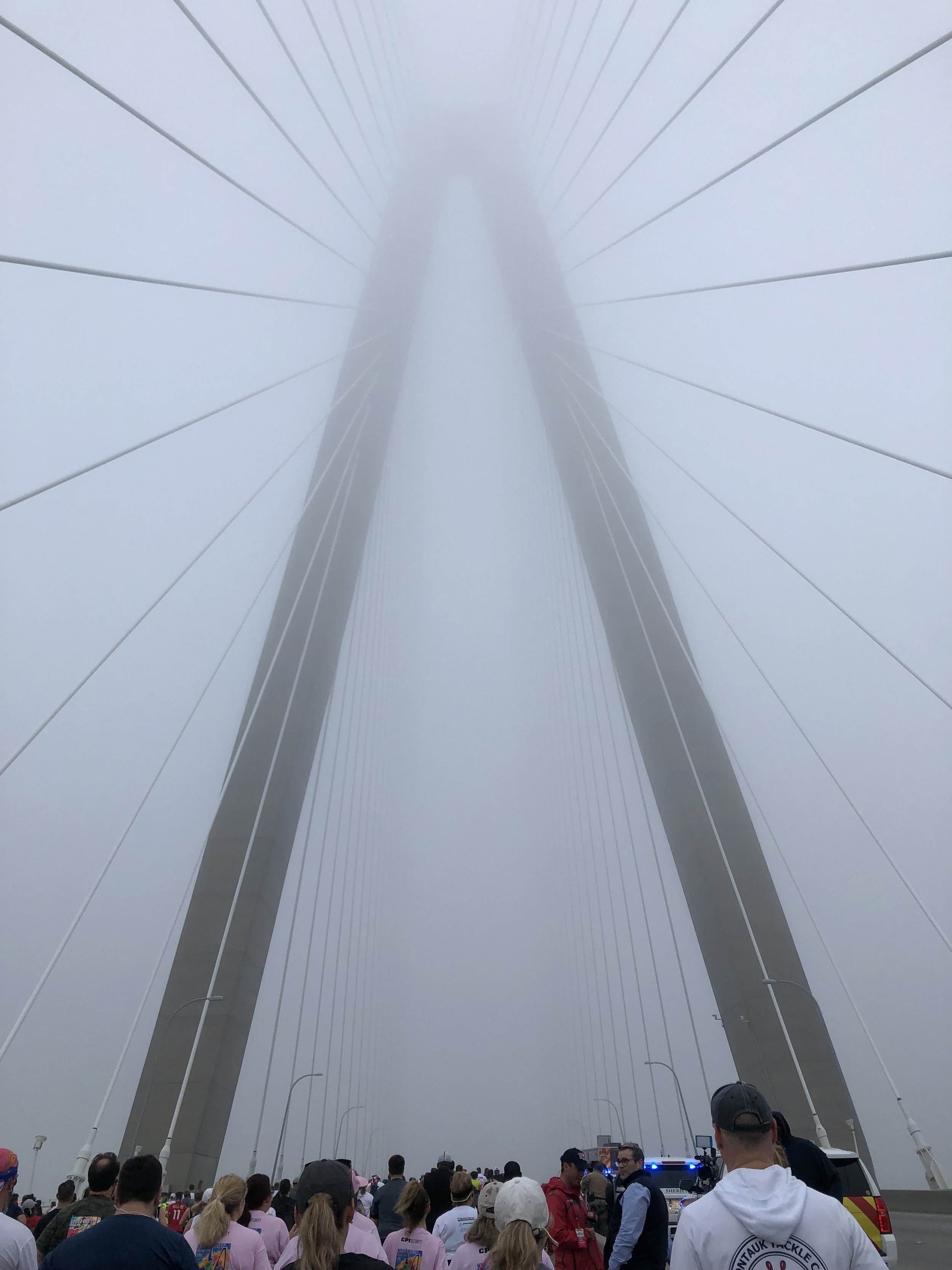 I love this shot so much!! Totally worth my struggle up the bridge!