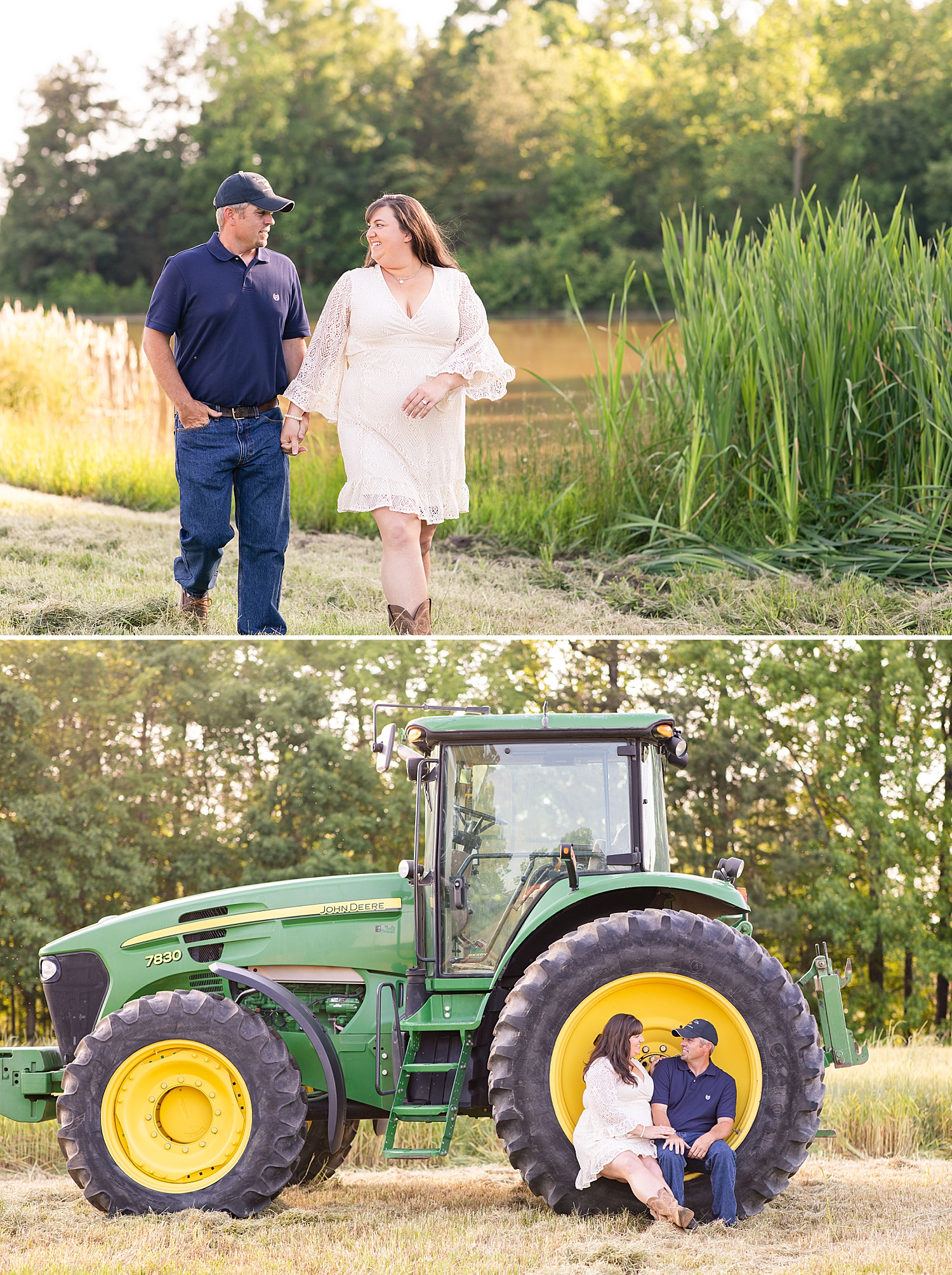 Danville Farm Engagement Session Photo Lynchburg Wedding Photographer_0723.jpg