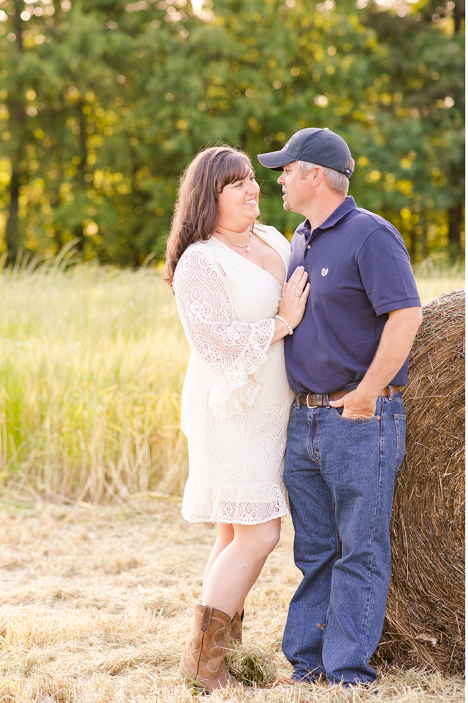 Danville Farm Engagement Session Photo Lynchburg Wedding Photographer_0733.jpg