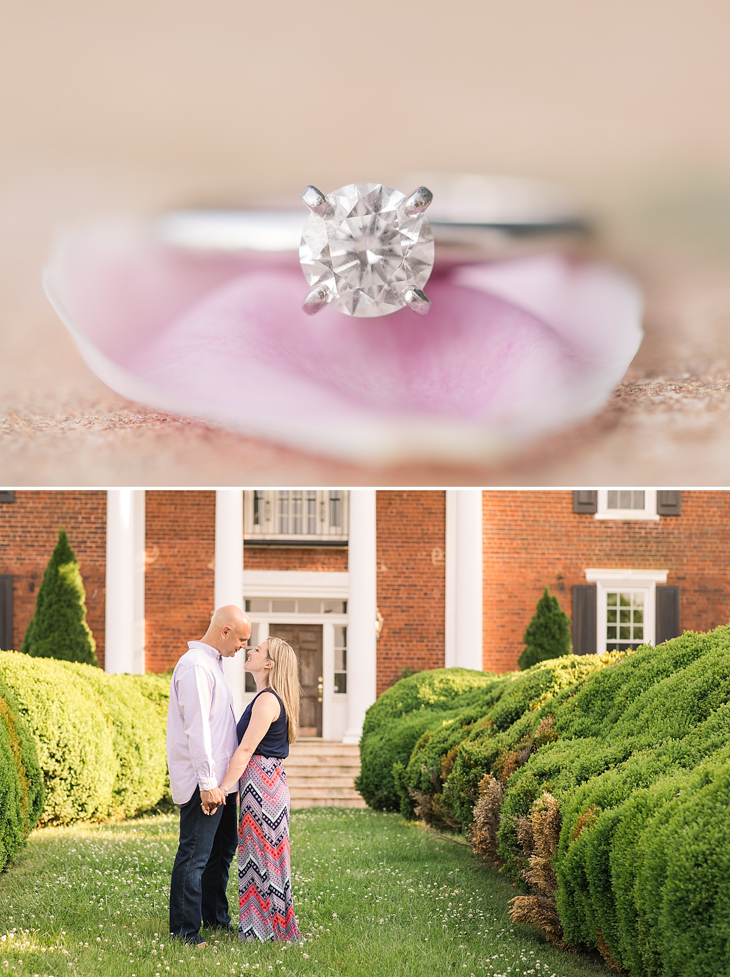 West Manor Estate Engagement Session Photo Virginia Wedding Photographer_0802.jpg
