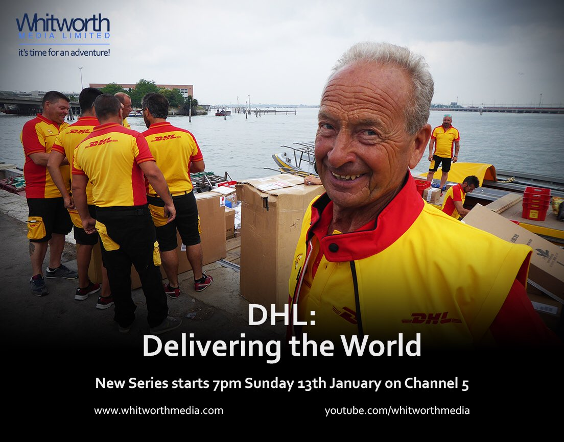 DHL: Delivering the World