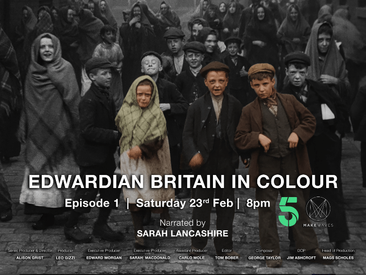 Edwardian Britain in Colour
