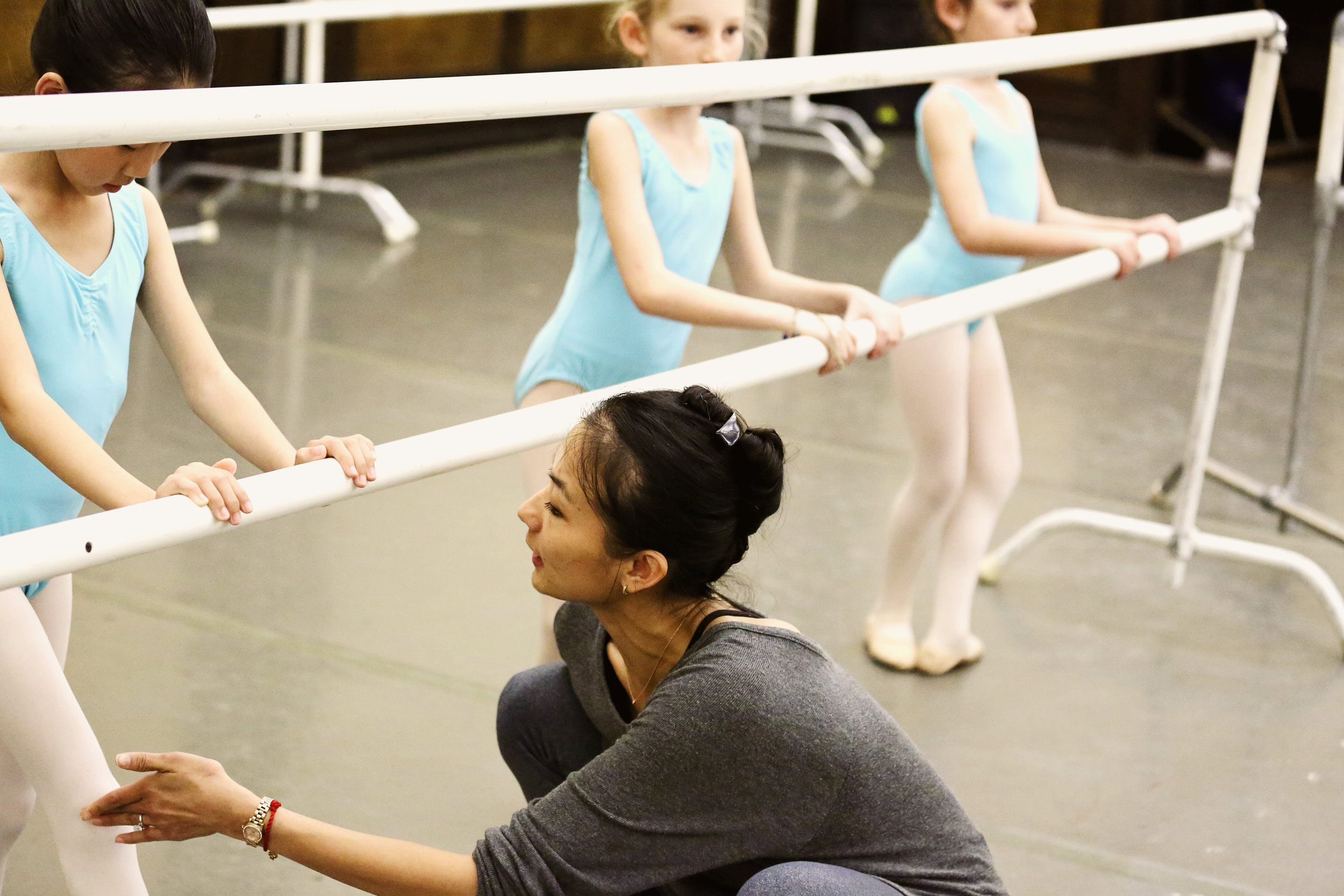 Young Dancer Summer Intensive - June 22 - 26 and/or June 29 - July 3, 2020No Audition RequiredAges 7.5-10