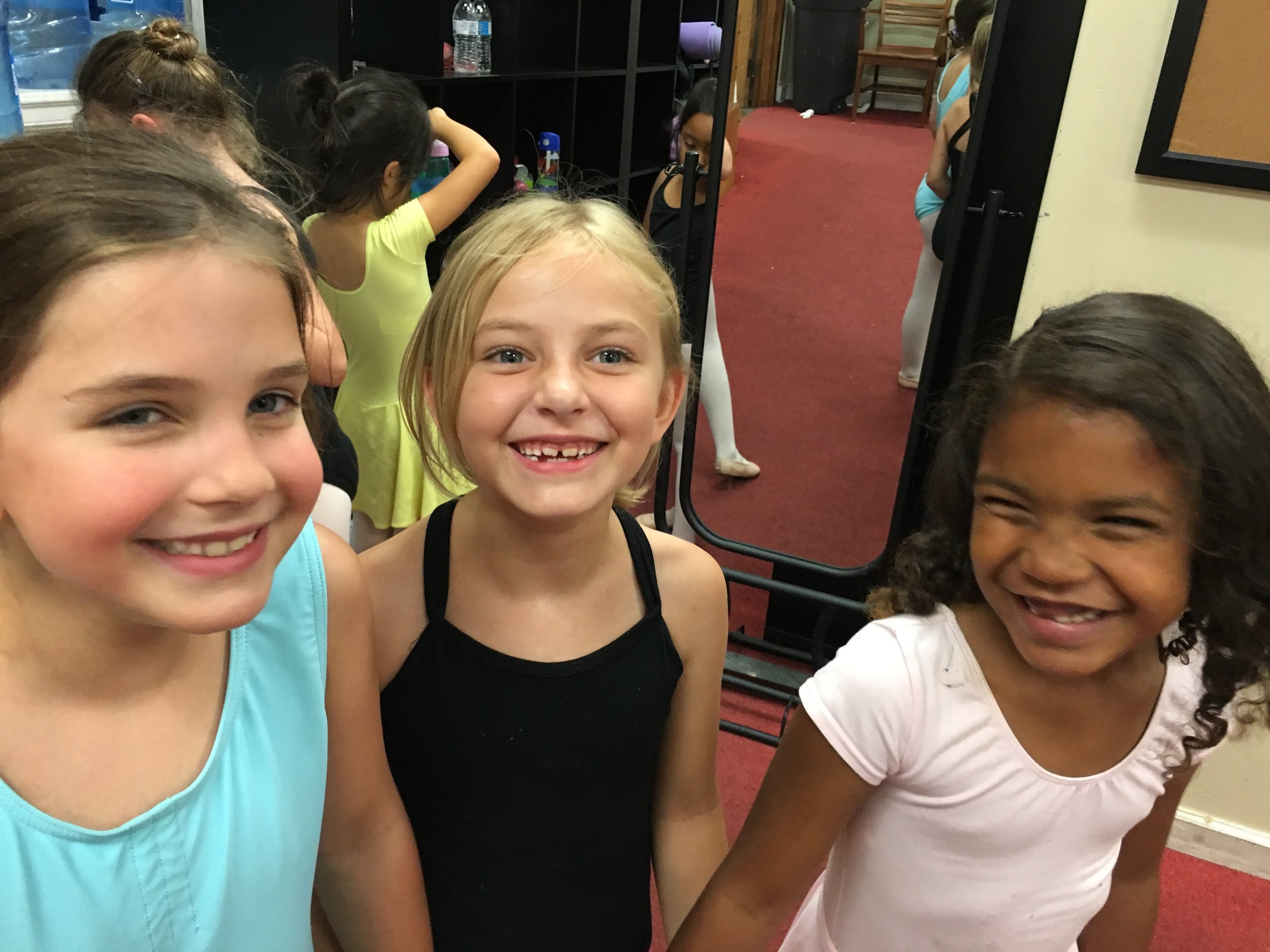 Performance Camp - August 5 - 9, 2019No Dance Experience NeededAges 5-10