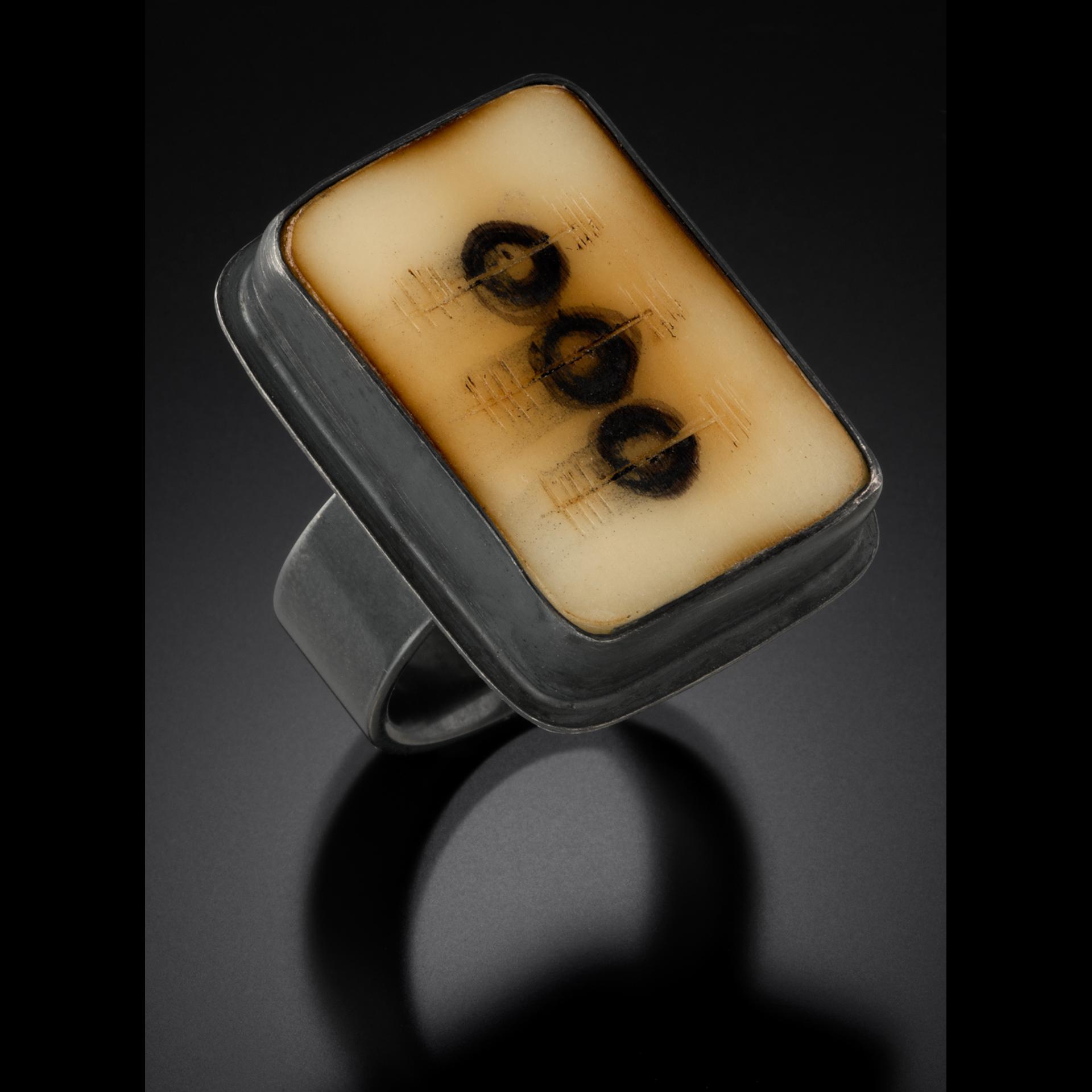 Tagua Ring