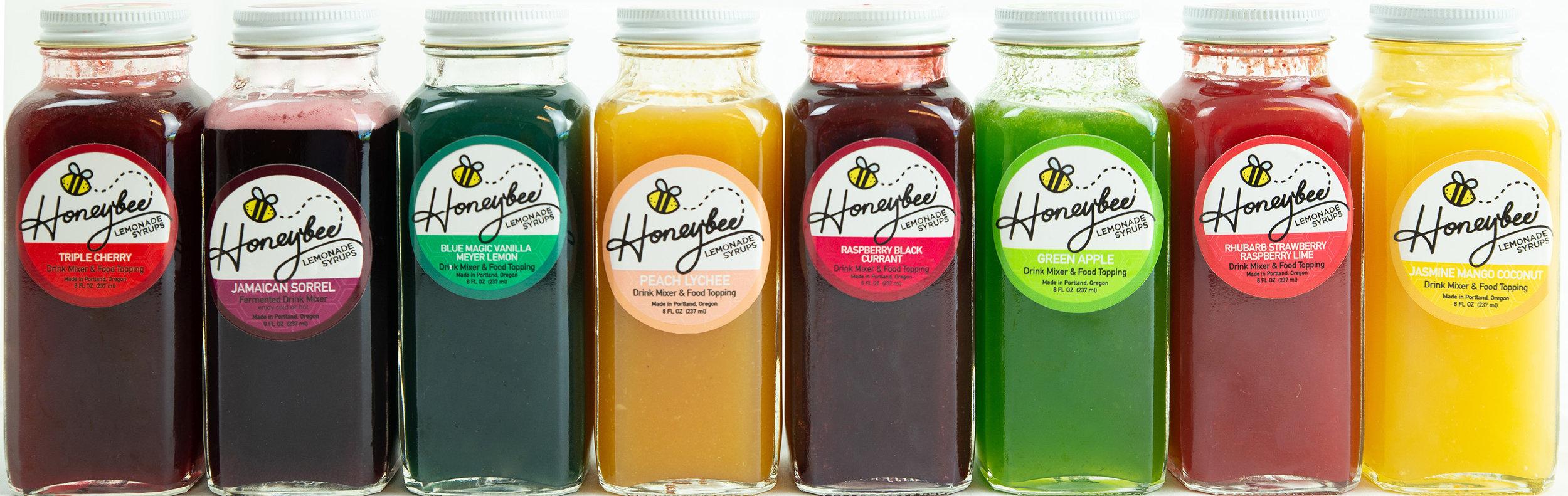 HOneyBee Flavors