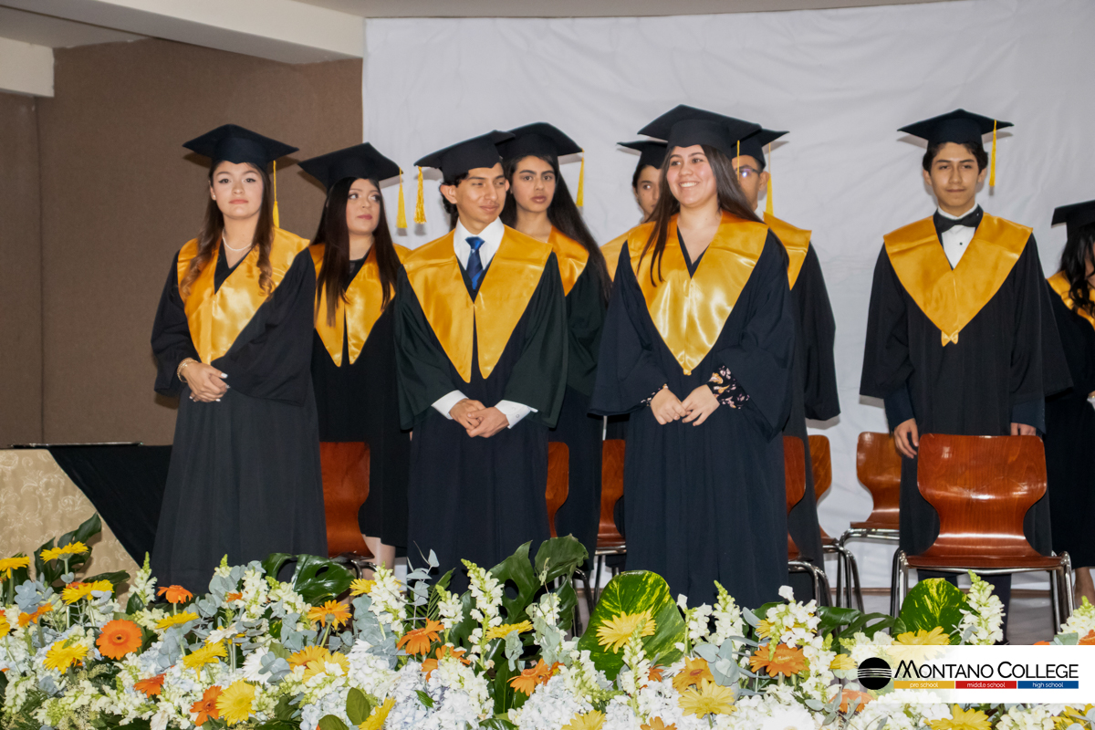 Graduación 3ro Básico - Octubre