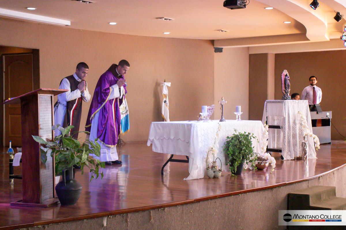 Misa Miércoles de Ceniza - Marzo