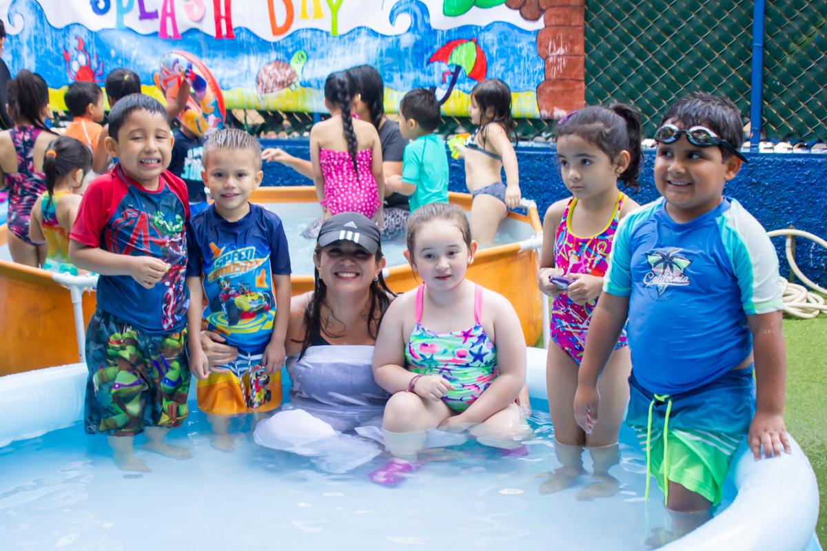 Splash Day Pre Primaria - Abril