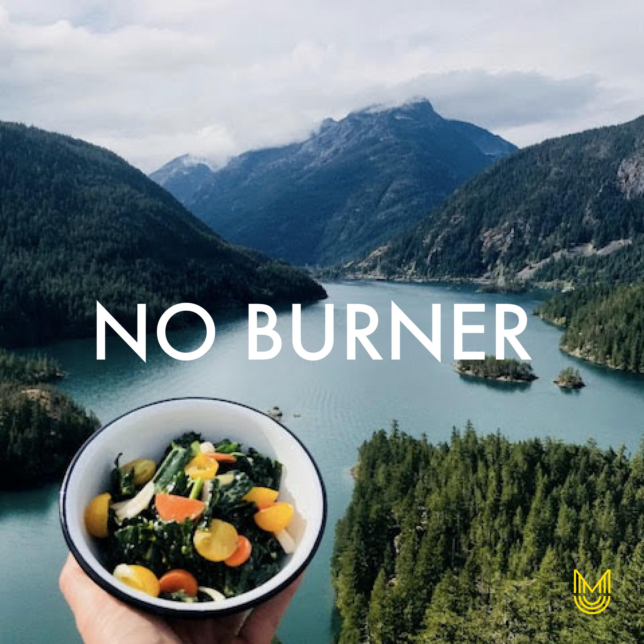 VIEW ALL NO BURNER RECIPES →