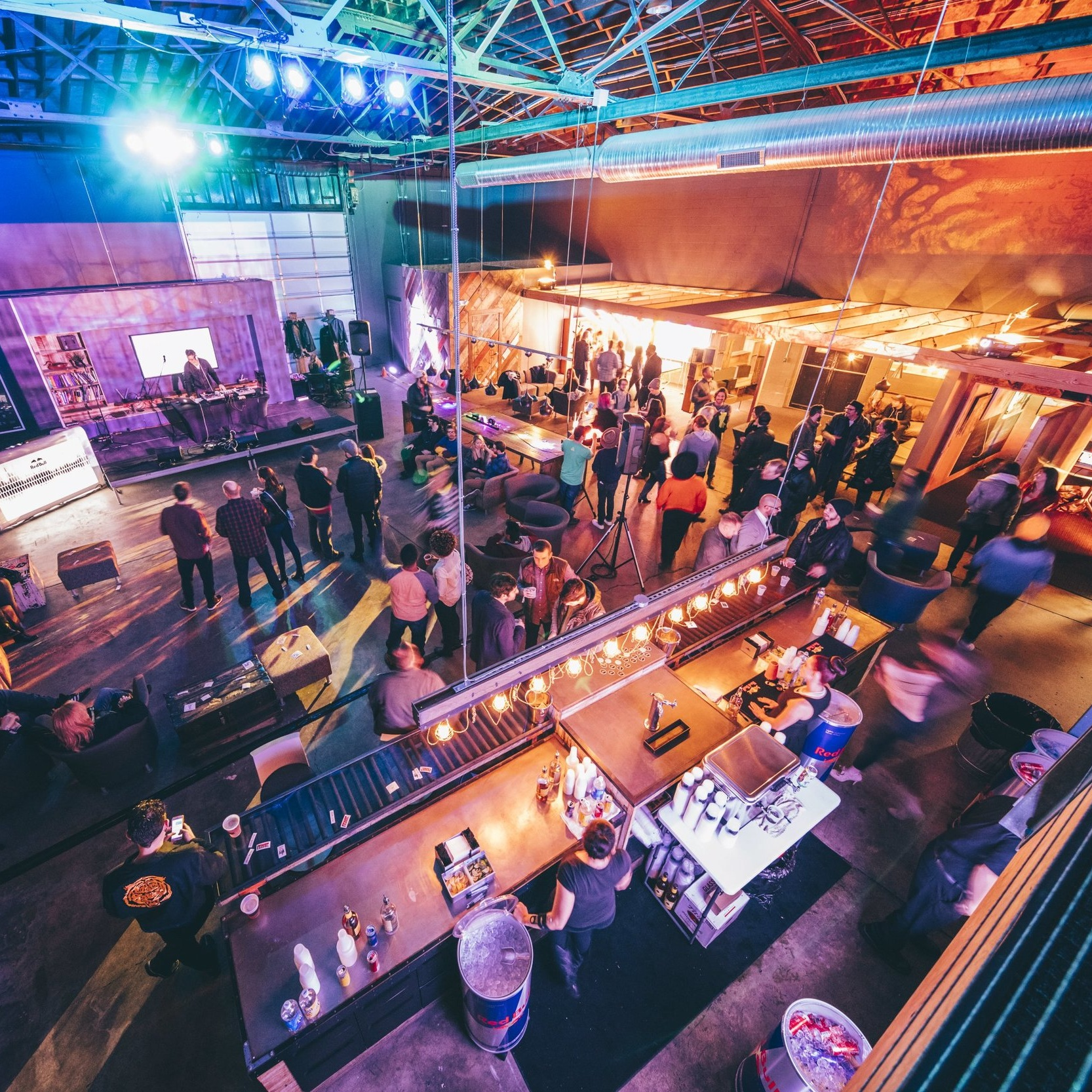 RED BULL HOUSE OF ART SYNESTHESIA -