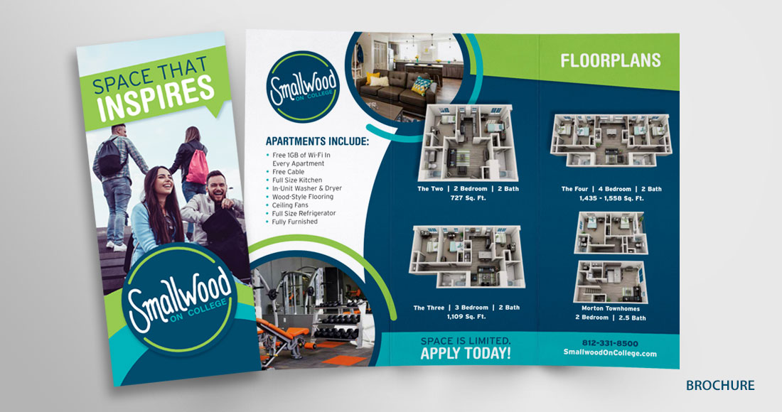 PEP: Smallwood on College Rebranding: Brochure