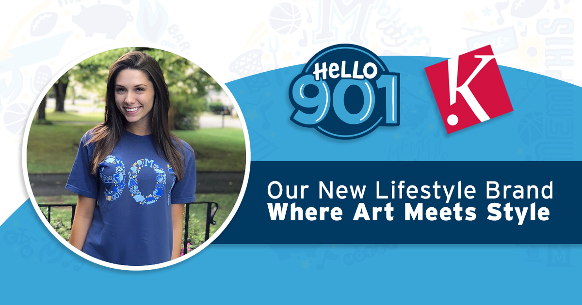 OUR NEW LIFESTYLE BRAND, HELLO 901