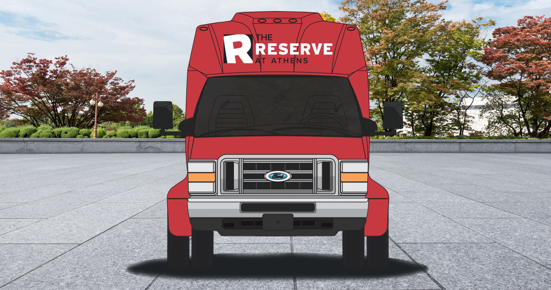 PEP: The Reserve at Athens Shuttle Design