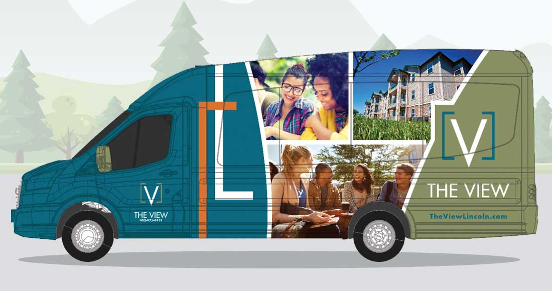 PEP: The View Shuttle Wrap Design