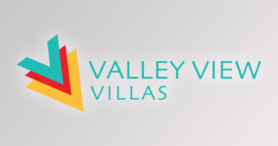 Valley View Villas: Rebranding: Logo
