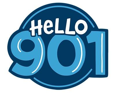 Hello 901 Logo
