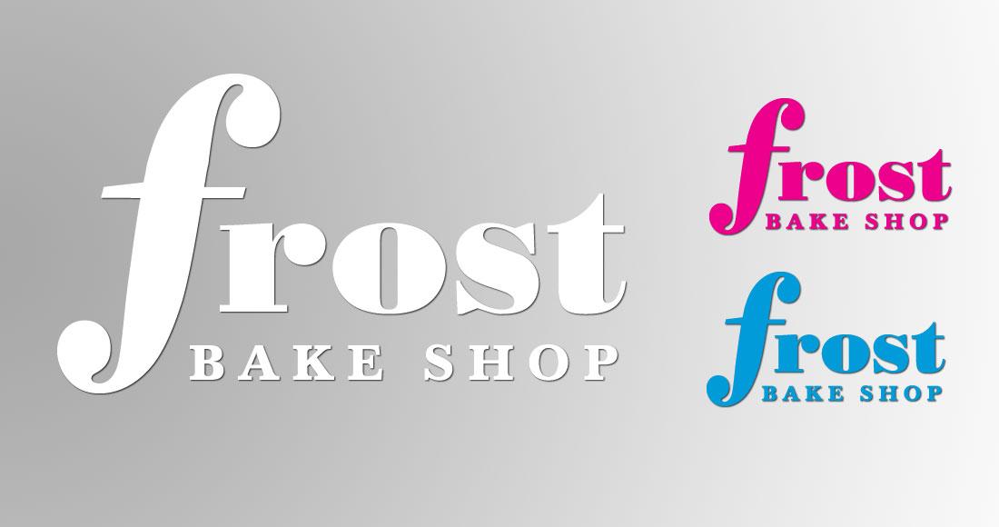 Frost Bake Shop: Branding