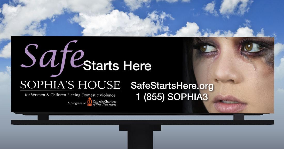 CCWTN: Safe Starts Here: Billboard
