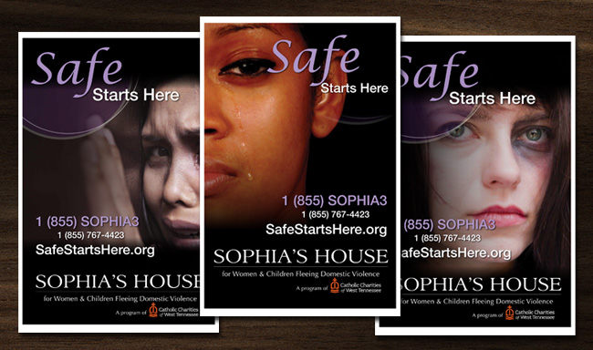 CCWTN: Safe Starts Here: Posters