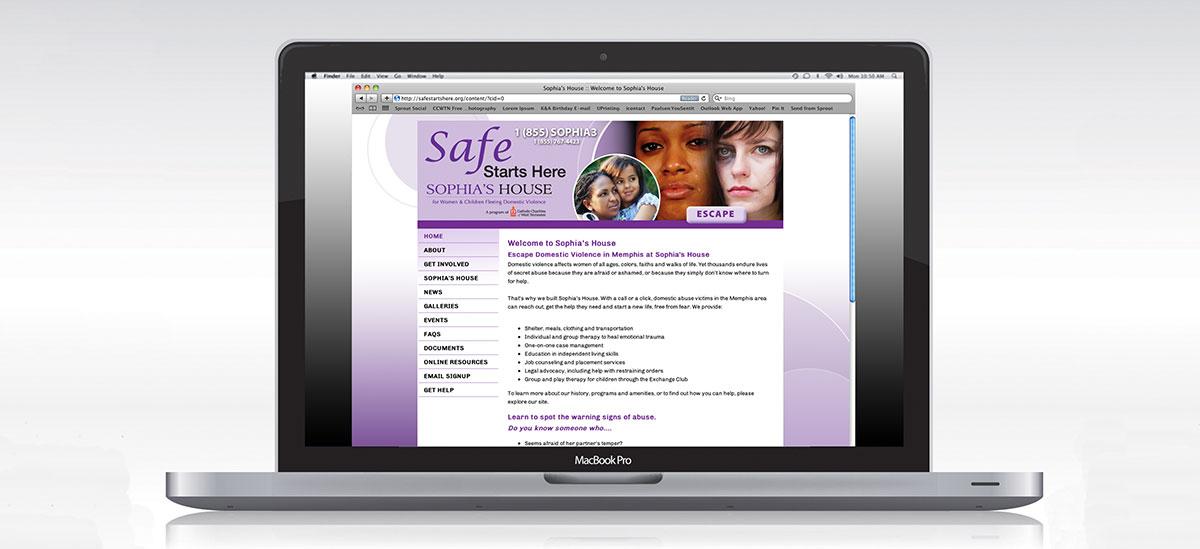 CCWTN: Safe Starts Here: Website