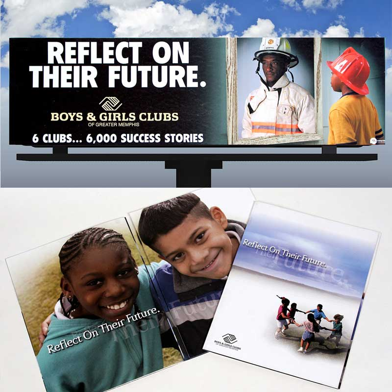 Boys & Girls Club of Greater Memphis Capital Fundraising Campaign Brochure