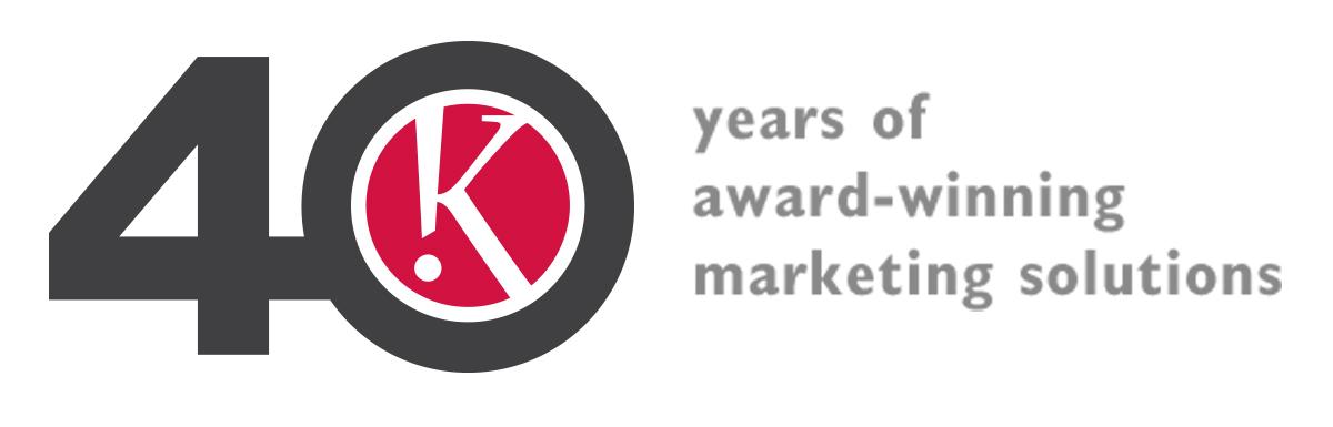 40 years of award-winning marketing solutions
