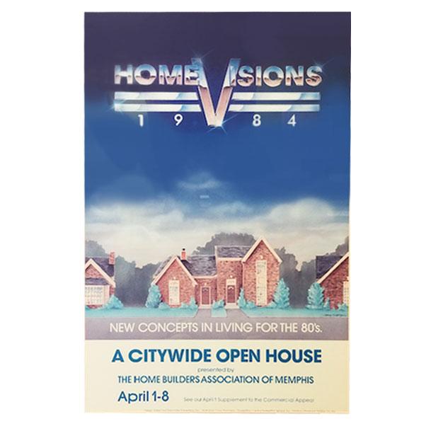 Home Visions - Homebuilders Association of Memphis 1984