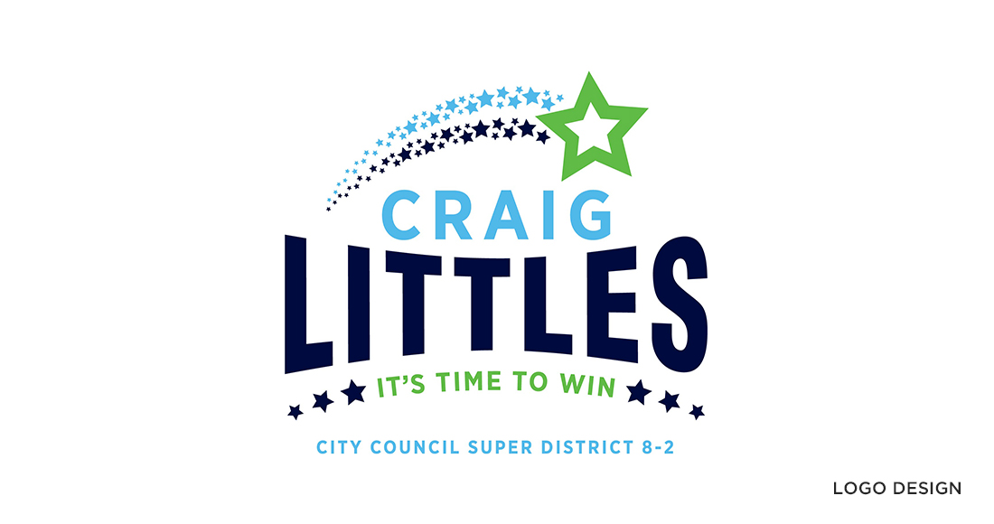 Craig Littles Campaign Logo