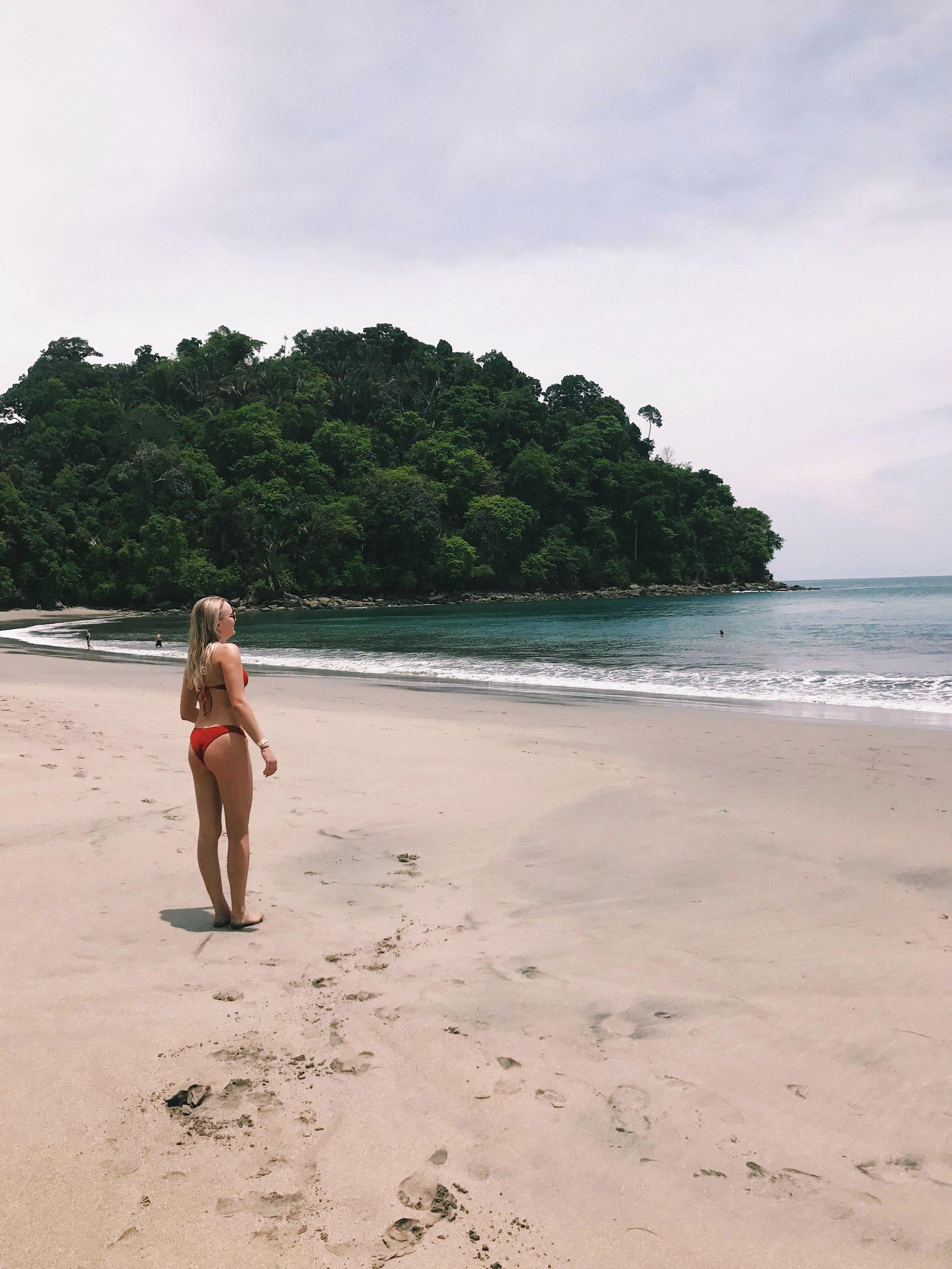 Manuel Antonio Beach - Costa Rica