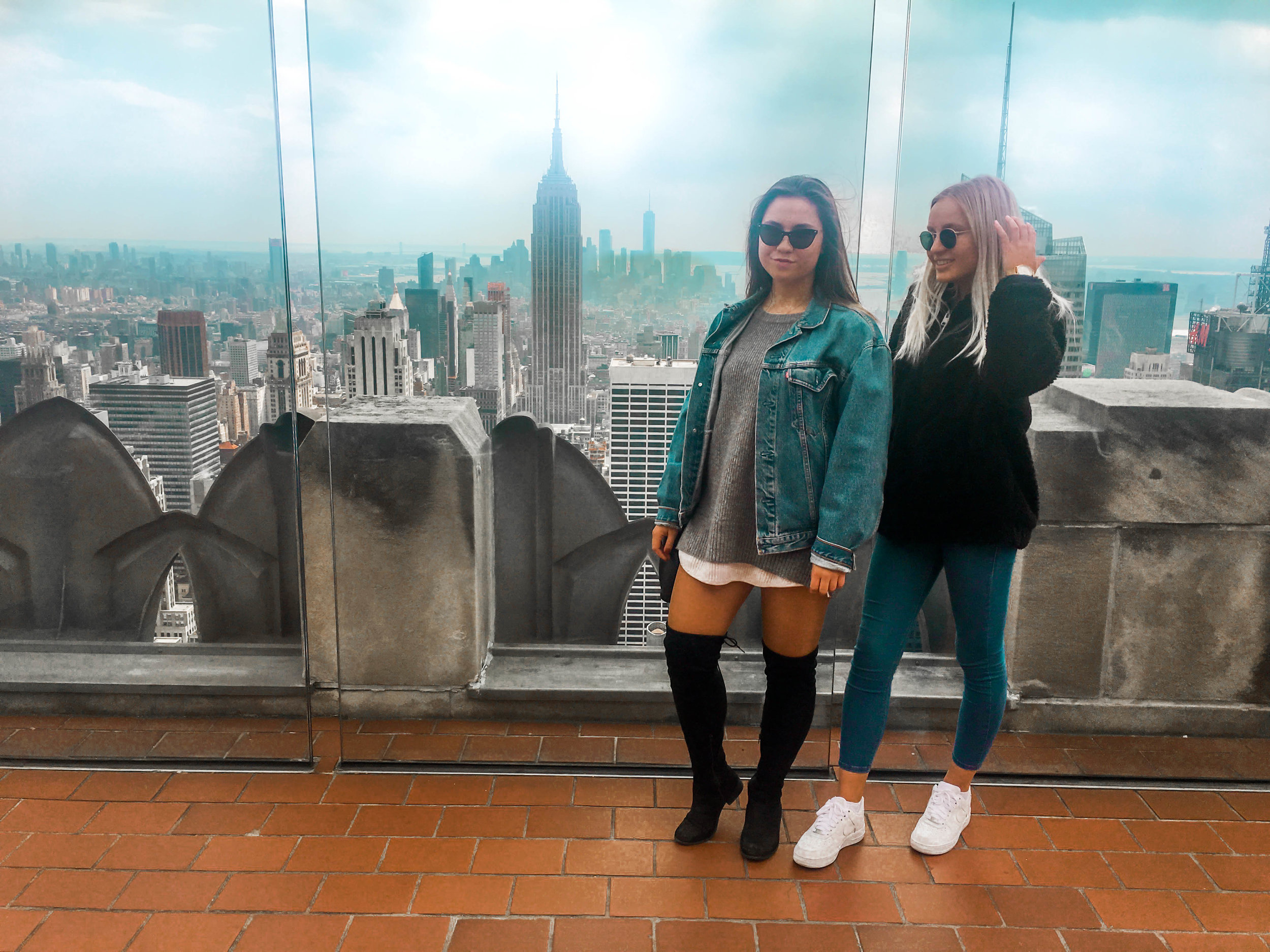 rockefeller tower, new york