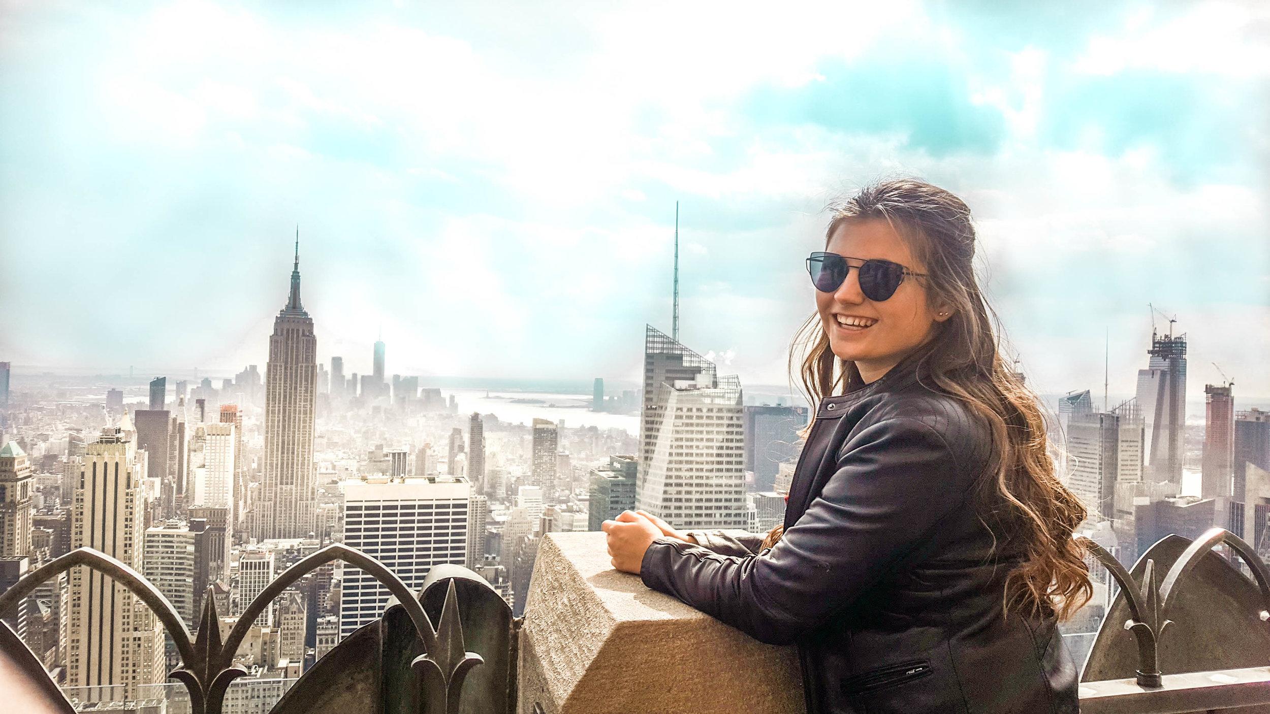 Rockefeller centre, New york