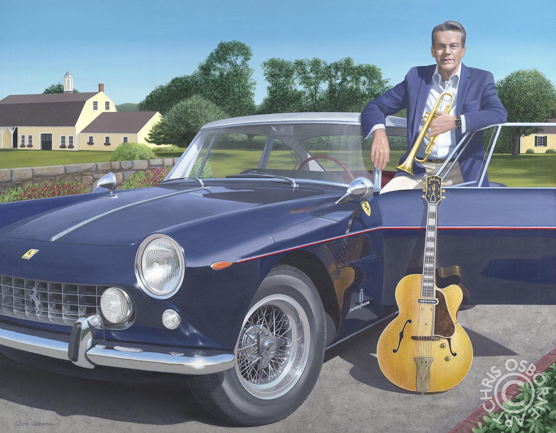 Jay Geils | 1961 Ferrari