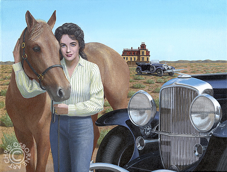Elizabeth Taylor | 1931 Duesenberg