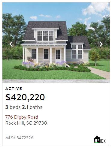 776 Digby Road, ROCK HILL, SC 29730