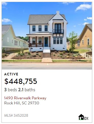 two story house for sale in riverwalk