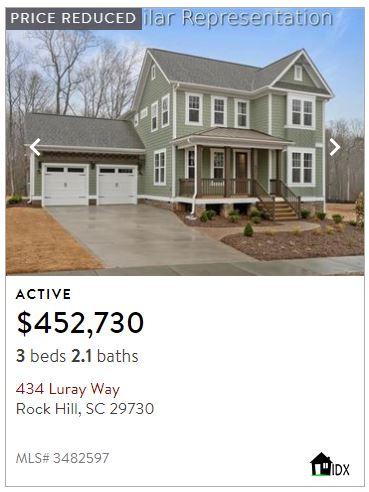home for sale riveralk