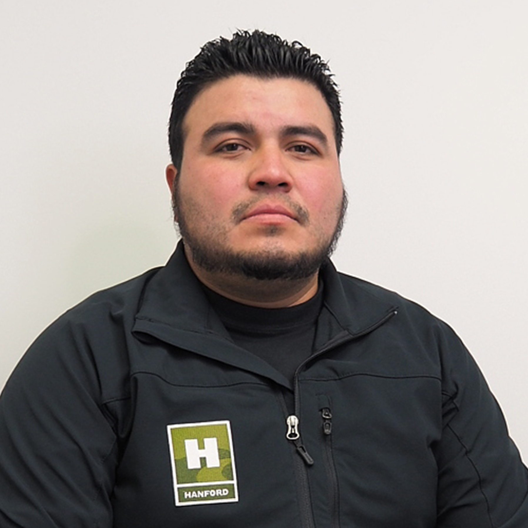 Eric Buenrostro Padilla, Safety Coordinator - e.buenrostro@hanfordarc.comBeginning his career at Hanford as a crew member in 2014 then transitioning to the Safety Coordinator, Eric understands and applies safe construction practice as it relates to the work site and as it affects the public, neighboring property and public utilities. He routinely performs site safety inspections, and is tasked with maintaining safe practices company-wide, and training employees in standard safety protocol.