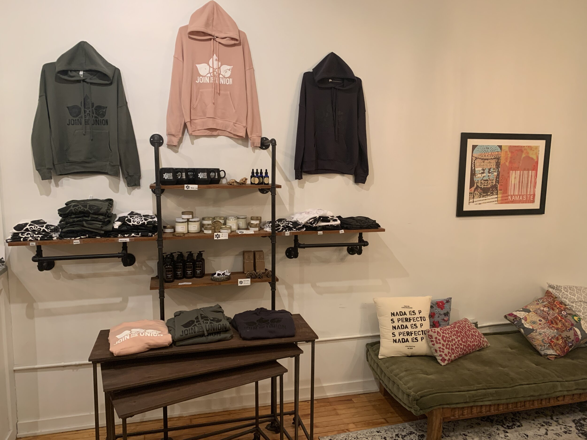 Shop Online For Boston Yoga Union Merch Gifts Clothing More Boston Yoga Union In Studio Live Streaming Video On Demand