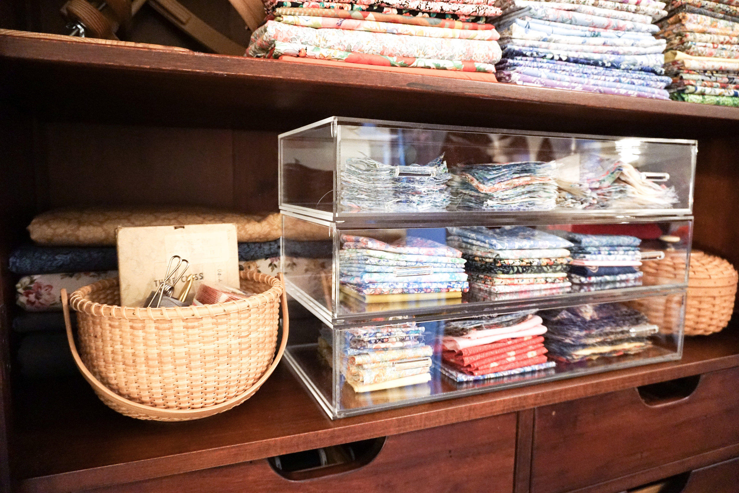 House of Turk | Sewing Room Organization