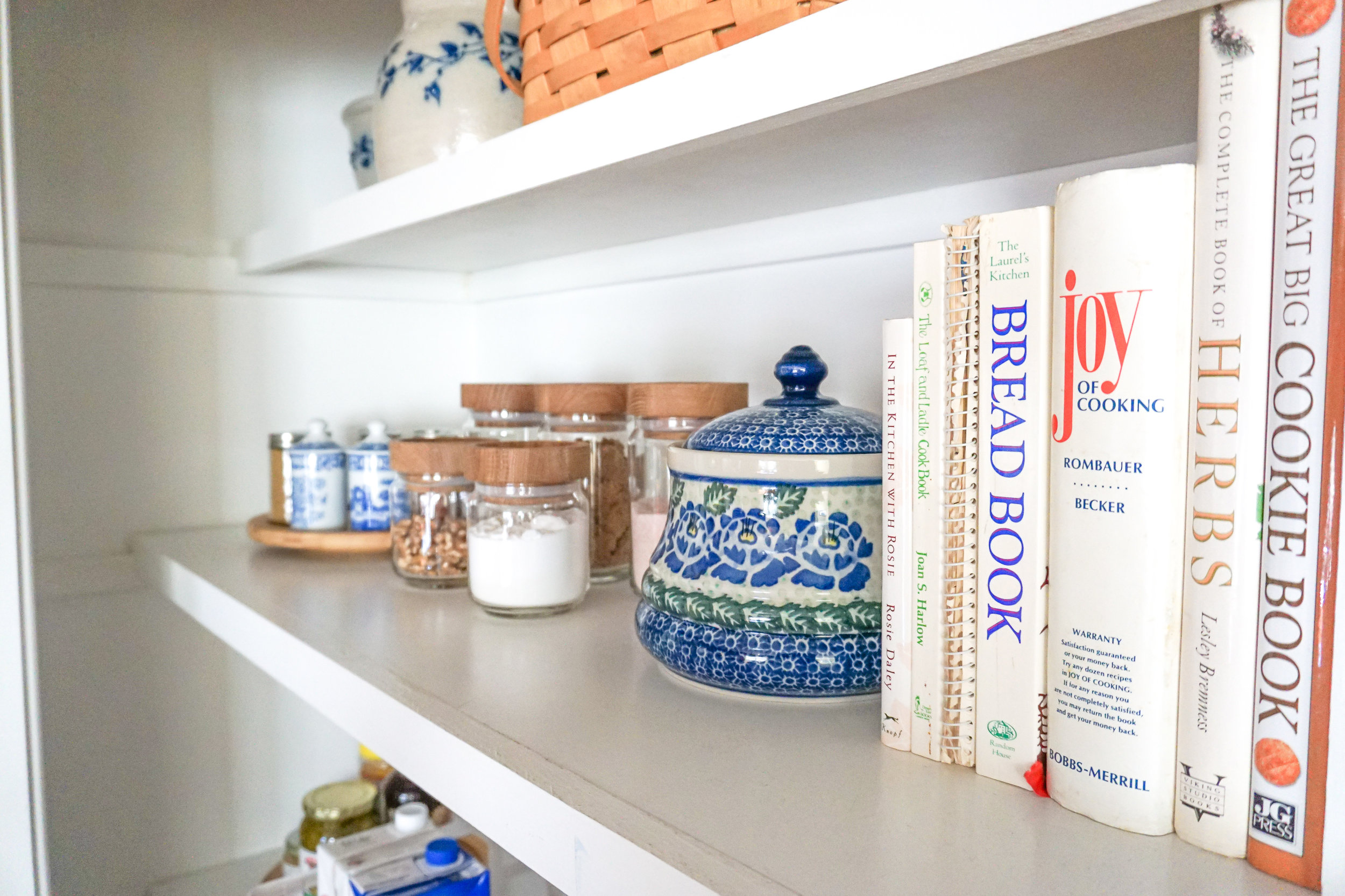 House of Turk | Pantry Organization, Baking