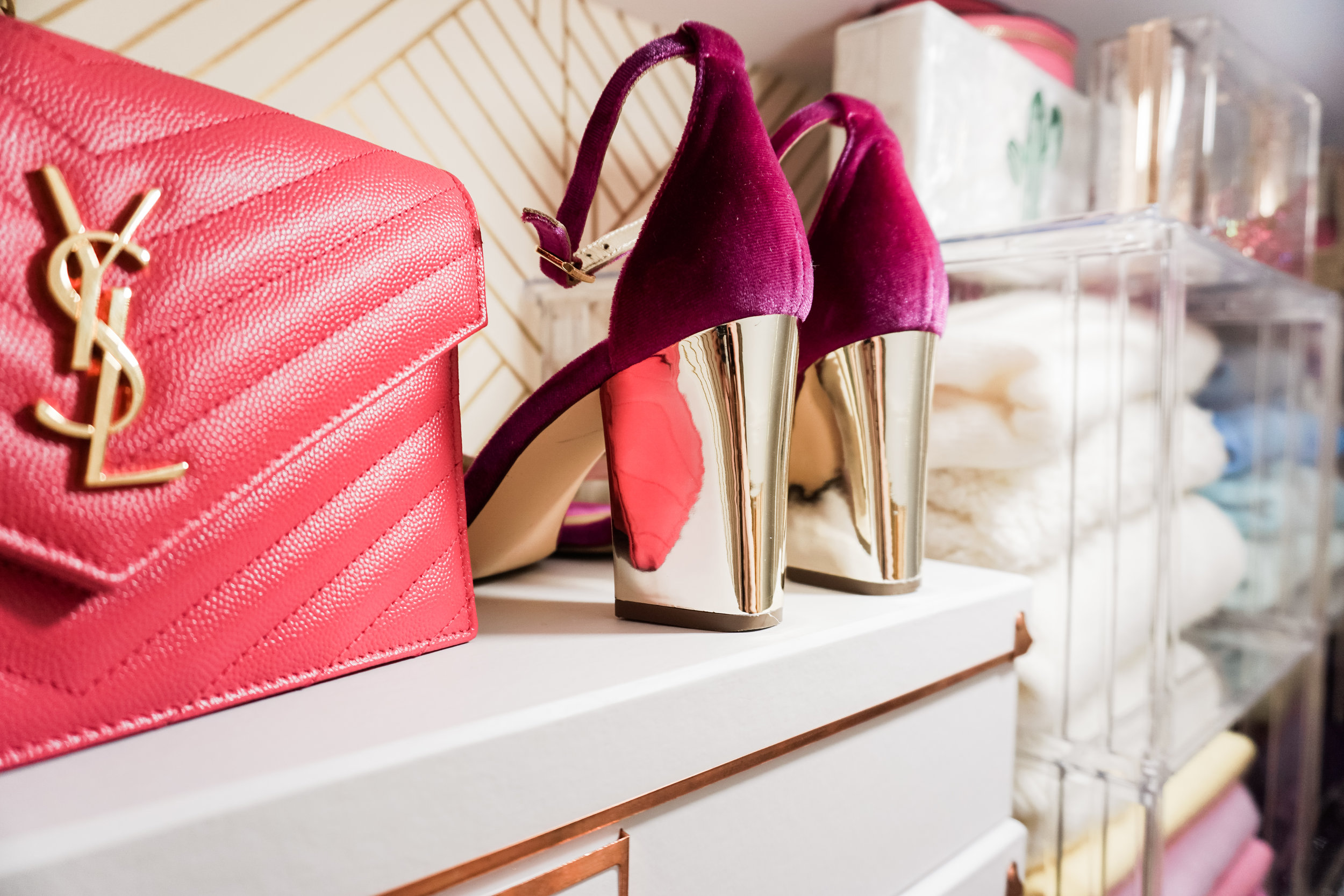 House of Turk | Closet Organization,  Shoes