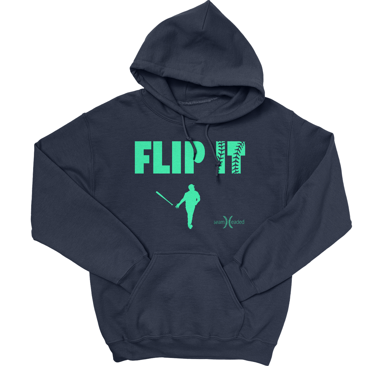 Fielder's Collection - Flip It Hoodie