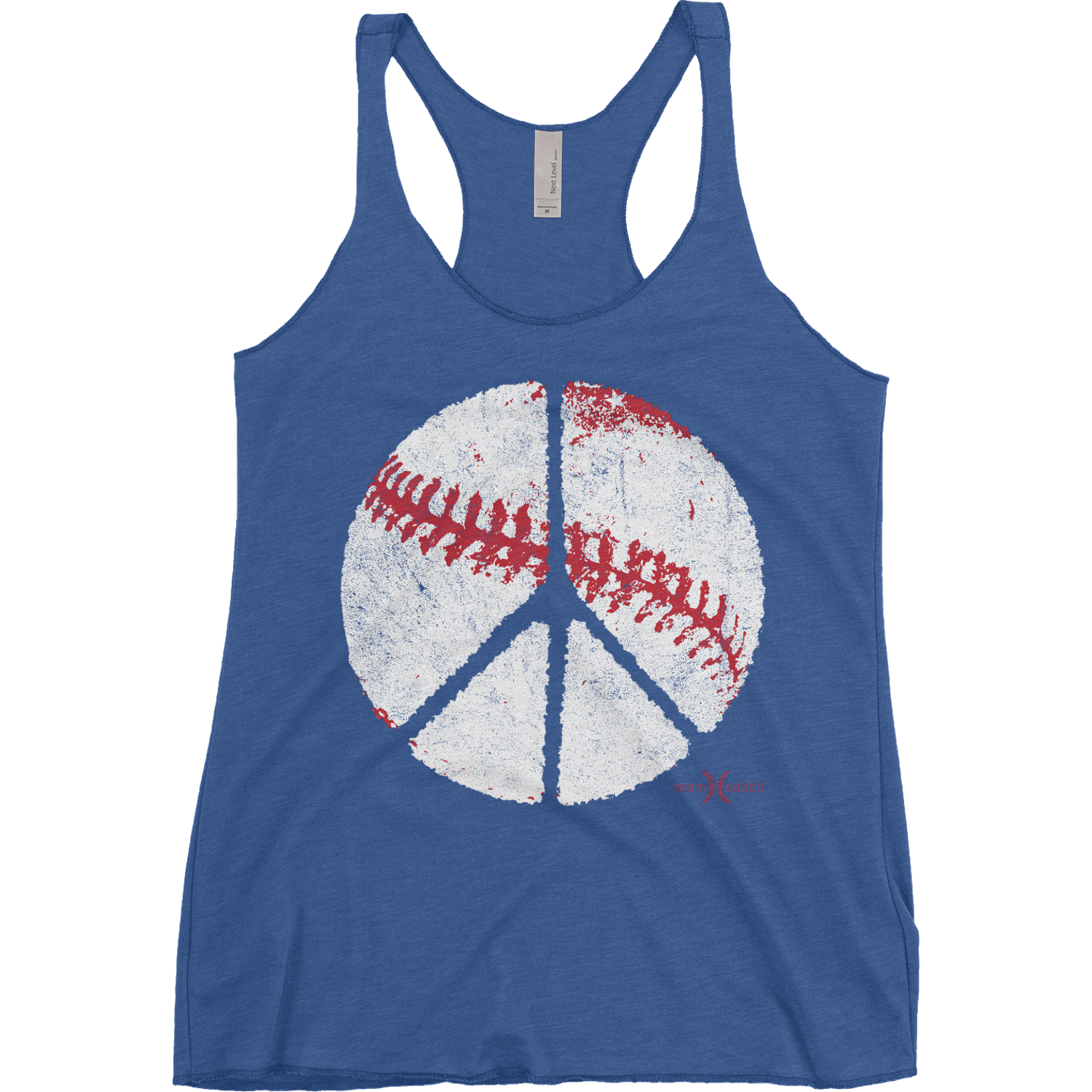 Peace Collection - Lone Star Hearts Racerback Tank